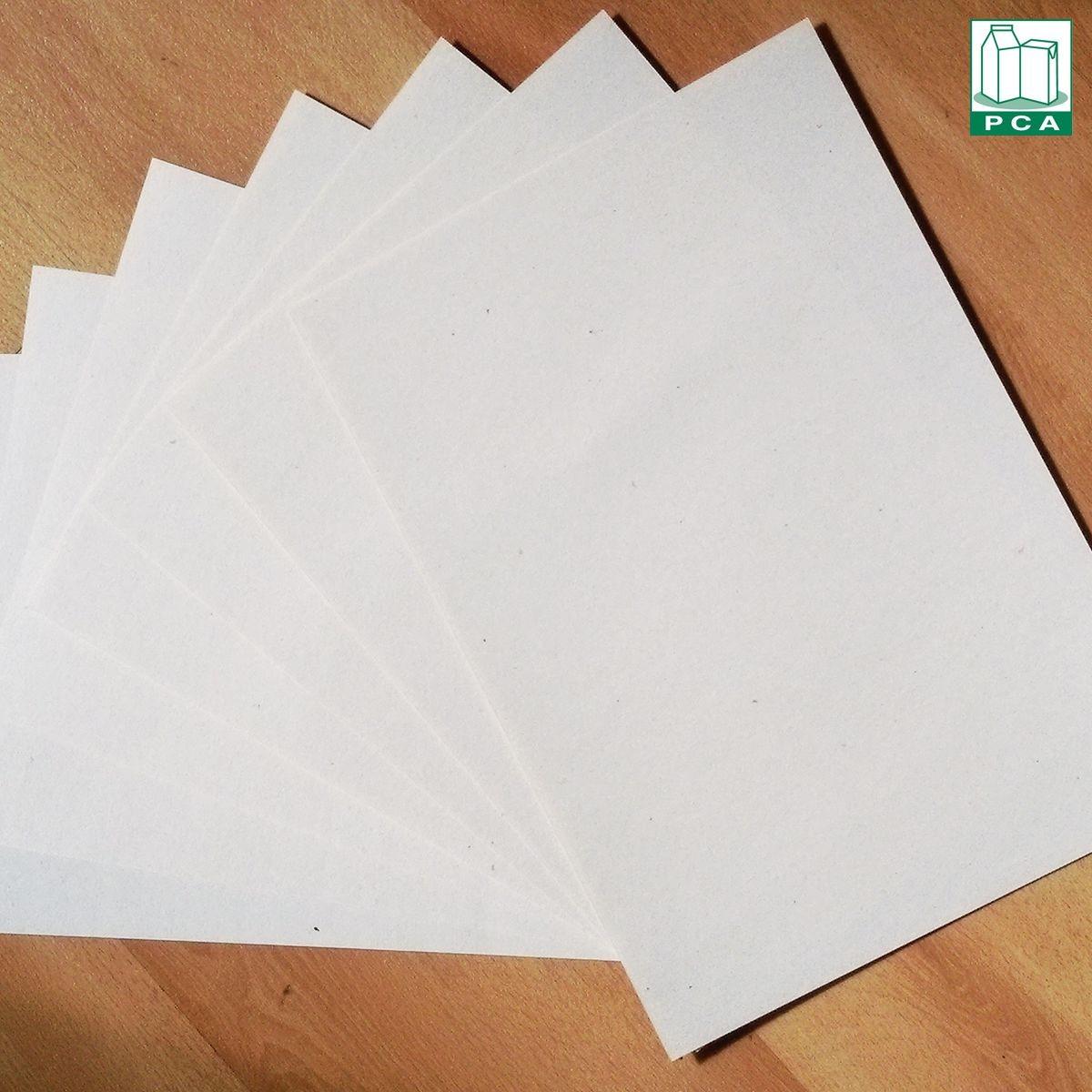 飲料紙盒包再生紙 120g/㎡